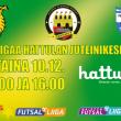 Ilves FS vie Futsal-Liigan ottelunsa Hattulaan